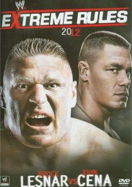 WWE: Extreme Rules 2012 Movie