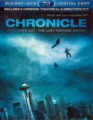 Chronicle: The Lost Footage Edition (Blu-ray + DVD + Digital Copy) Blu-ray