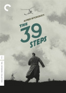 39 Steps, The: The Criterion Collection Movie