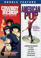 Cowboy Bebop / American Pop (Double Feature) Movie