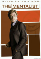 Mentalist, The: The Complete Fourth Season Movie