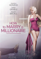 How To Marry A Millionaire (Repackage) Movie