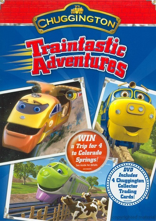 Chuggington: Traintastic Adventures Movie