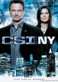 CSI: NY - The Eighth Season Movie