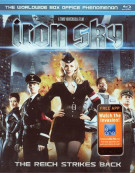 Iron Sky Blu-ray