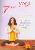 Yoga Journal: 7 Day Detox Movie