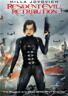 Resident Evil: Retribution (DVD + UltraViolet) Movie