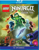 LEGO Ninjago: Masters Of Spinjitzu - Season Two Blu-ray