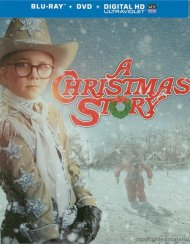 Christmas Story, A: 30th Anniversary Edition (Steelbook + Blu-ray + DVD + UltraViolet) Blu-ray