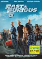 Fast & Furious 6 Movie