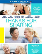 Thanks For Sharing (Blu-ray + UltraViolet) Blu-ray