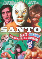 Santo Y Blue Demon Contra Dracula Y El Hombre Movie