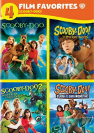 4 Film Favorites: Scooby-Doo Movie