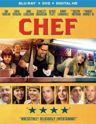 Chef (Blu-ray + DVD + UltraViolet) Blu-ray