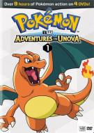Pokemon: Black & White - Adventures In Unova, Volume 1 Movie