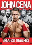 WWE: John Cenas Greatest Rivalries Movie