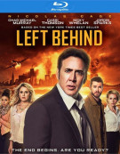 Left Behind (2014) Blu-ray
