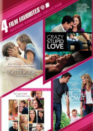 4 Film Favorites: Modern Romances Collection Movie