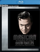 Magician: Astonishing Life & Work Of Orson Welles Blu-ray