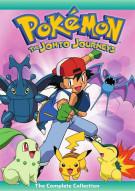 Pokemon Johto Journeys: The Complete Collections Movie