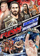 WWE: Best Of RAW & SmackDown 2015 Movie