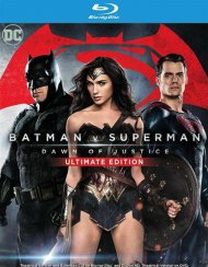 Batman v Superman: Dawn Of Justice - Ultimate Edition (Blu-ray + DVD + UltraViolet) Blu-ray