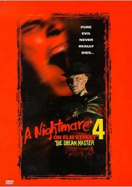 Nightmare On Elm Street 4, A: The Dream Master Movie