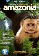 Amazonia (DVD + UltraViolet) Movie