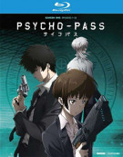 Psycho-Pass: The Complete First Season (Blu-ray + DVD Combo) Blu-ray