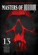Masters Of Horror: The Complete First Season Movie