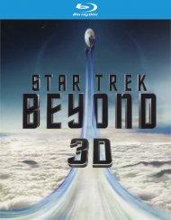 Star Trek Beyond (Blu-ray 3D + Blu-ray + DVD + UltraViolet) Blu-ray