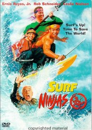 Surf Ninjas Movie