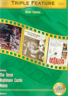 Horror Classics: Triple Feature - Volume 6 Movie