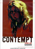 Contempt: The Criterion Collection Movie