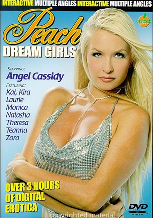 Peach Dream Girls: Angel Cassidy Movie