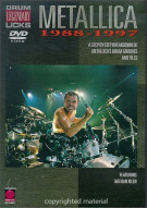 Drum Legendary Licks: Metallica - 1988-1997 Movie
