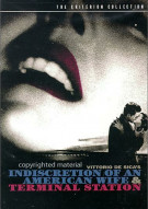 Indiscretion Of An American Wife & Terminal Station: The Criterion Collection Movie