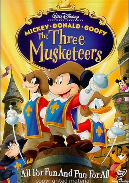 Three Musketeers, The (Animated) Movie