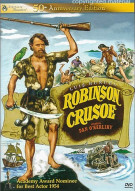 Robinson Crusoe: 50th Anniversary Edition Movie