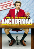 Anchorman: The Legend Of Ron Burgundy - Unrated (Fullscreen) Movie