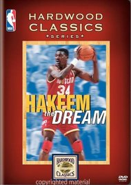 "NBA Hardwood Classics: Hakeem Olajuwan ""Hakeem the Dream"" Movie"