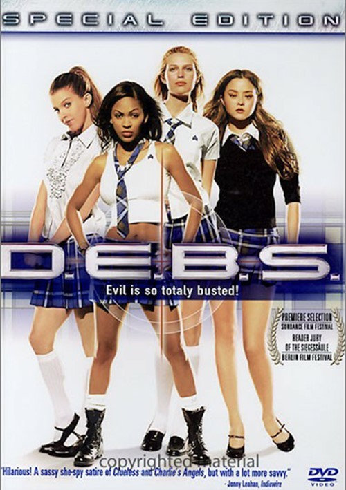 D.E.B.S.: Special Edition Movie