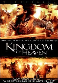 Kingdom Of Heaven (Widescreen) Movie
