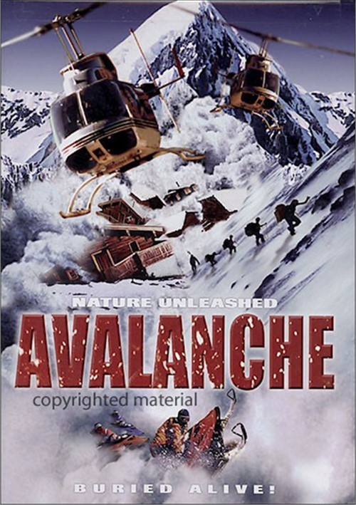 Nature Unleashed: Avalanche Movie