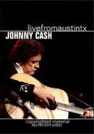 Johnny Cash: Live From Austin, TX Movie
