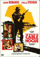 Ballad Of Cable Hogue, The Movie