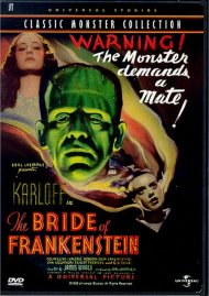 Bride Of Frankenstein Movie