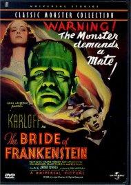 Bride Of Frankenstein Movie