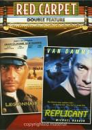 Red Carpet Double Feature: Legionnaire / Replicant Movie