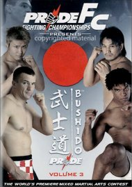 Pride FC: Bushido Volume 3 Movie